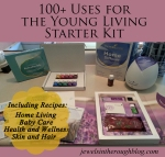 100 uses for starter kit in progress